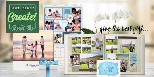 Create! Studio | Photo Gifts