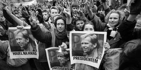 Václav Havel European Dialogues tickets