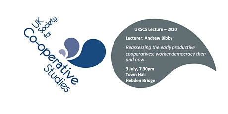 UKSCS Lecture - Andrew Bibby - Hebden Bridge tickets