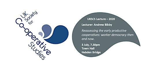 UKSCS Lecture - Andrew Bibby - Hebden Bridge