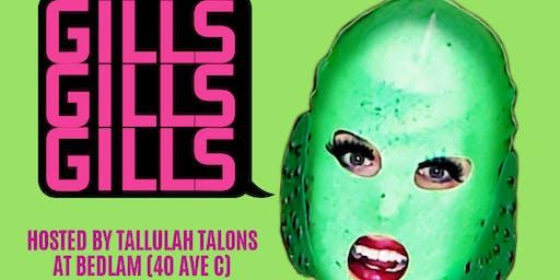 Gills Gills Gills: A Fresh Catch of Neo-Burlesque