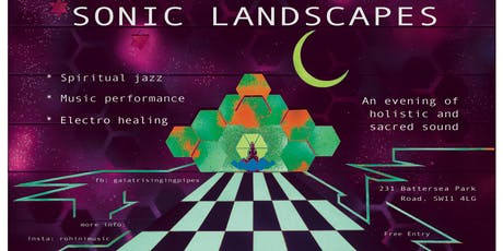 Sonic Landscapes tickets