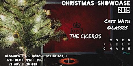 Denholm Promotions Christmas Showcase tickets
