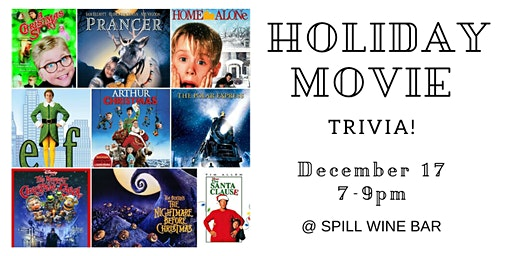 Holiday Movie TRIVIA