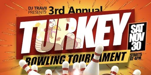 3rd Annual Turkey Bowling