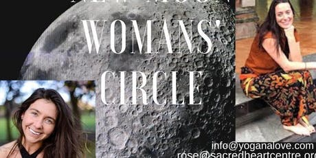 November New Moon Womans Circle tickets