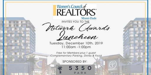 Network Awards Luncheon