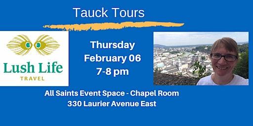 Tauck Tours