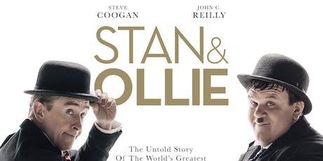Film - Stan & Ollie tickets