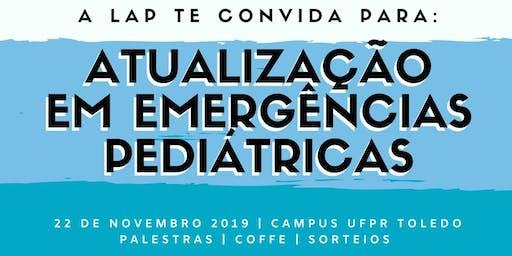 Atualização em Emergências Pediátricas