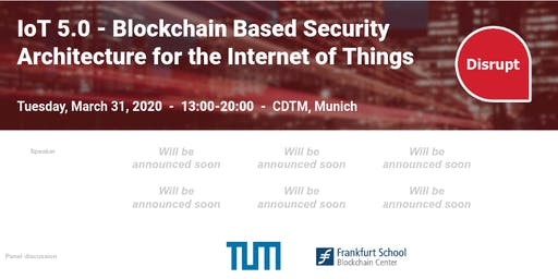 IoT 5.0 - Blockchain Based Security Architecture for the Internet of Things