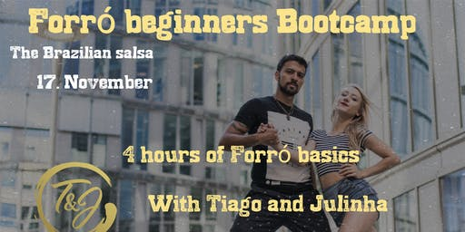 Forró beginners bootcamp