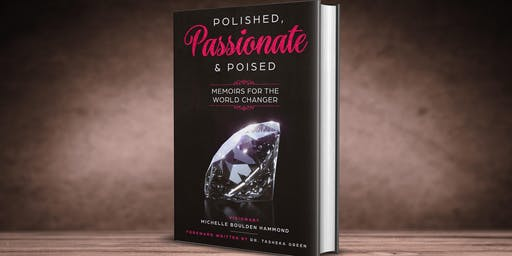 Polished Passionate Poised Jazz Book Launch