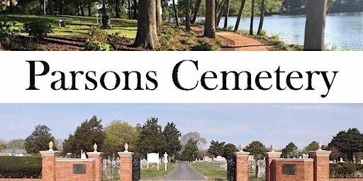 Wreaths Across America Day 2019 Parsons Cemetery