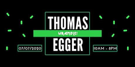 WRAMBLE! - IRONMAN KRUMPENDORF 2020 Tickets