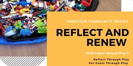 Reflect and Renew using Lego® Serious Play® tickets