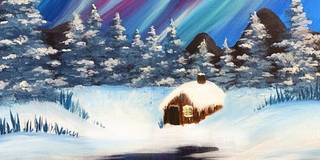 Northern Lights Brush Party – Didcot tickets