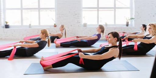 FITNESS: Band Strength Training with Capital Fitness