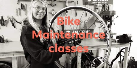 Bike Maintenance For Women And Non-Binary People tickets