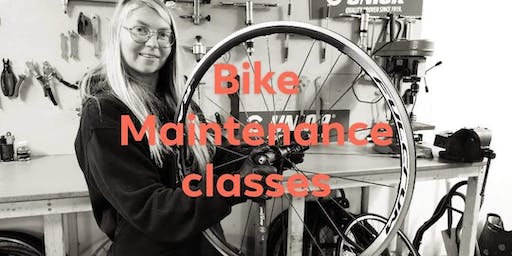 Bike Maintenance For Women And Non-Binary People