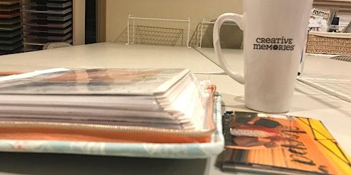 Friday Coffee Crop (Scrapbooking Workshop)