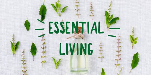 Essential Living with Young Living Essential Oils