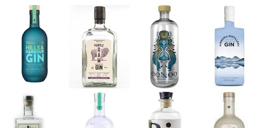 Falmouth Gin Superstore Gin Tasting Evening - December 5th 2019