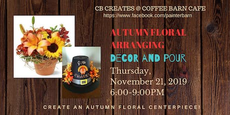 DECOR AND POUR tickets