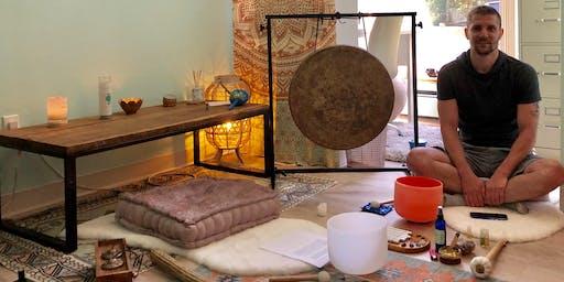 Warm Sound Bath + Meditation