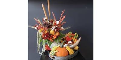 Win a STUNNING Thanksgiving Centerpiece