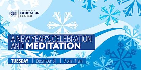 A New Year's Celebration & Meditation tickets