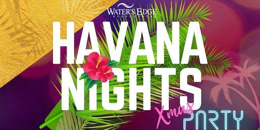 Havana Nights Holiday Party