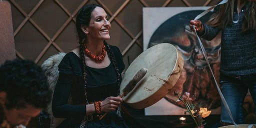 Drum Making Workshop with Dorrie Joy