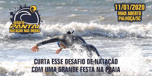 Desafio Pantai de Natação nas Ondas