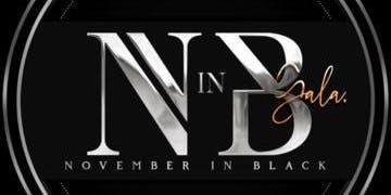"""NOVEMBER IN BLACK GALA: """"AVANT GARDE"""""""