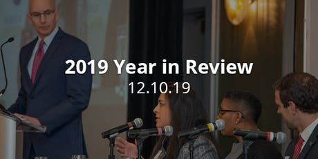 2019 Year in Review tickets