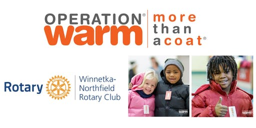 Thank You Celebration for Operation Warm Donors
