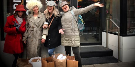 Second Hand Shopping Day in New York City (1pm-c) tickets