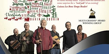 CHARLIE TRAVELER PRESENTS: A Cajun Christmas with GRAMMY Winners BeauSoleil tickets