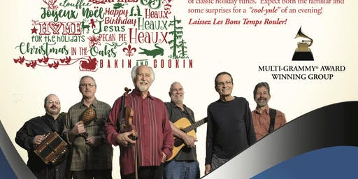 CHARLIE TRAVELER PRESENTS: A Cajun Christmas with GRAMMY Winners BeauSoleil