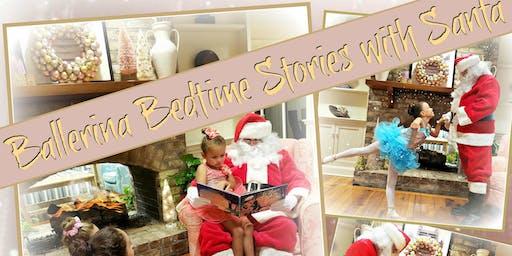 Ballerina Bedtime Stories with Santa