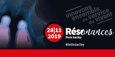 Retransmission TEDx Saclay 2019 billets