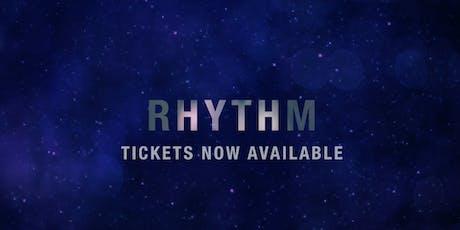"""Rhythm"" A Media Experience tickets"