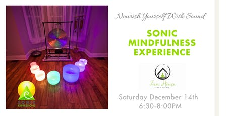 Sonic Mindfulness Experience tickets