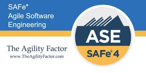 SAFe® Agile Software Engineering Training - Houston, TX