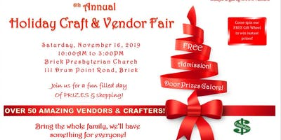 Holiday Craft & Vendor Fair