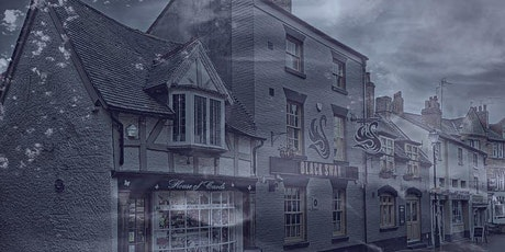 Old Town Rugby - A Paranormal Ghost Tour tickets
