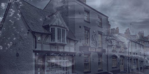 Old Town Rugby - A Paranormal Ghost Tour