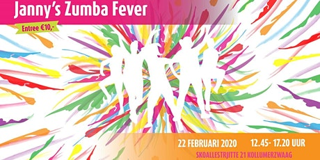 Janny's Zumba Fever tickets