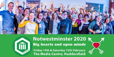 Notwestminster 2020 - main event